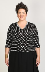 SALE - Jacki Peters - spot on cardi