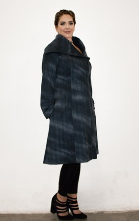 SALE - Ginger - castro coat - final clearance