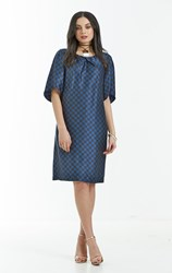 SALE - Obi - alice silk tuck dress - final clearance
