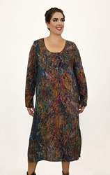 SALE - Ginger - autumn dress - final clearance