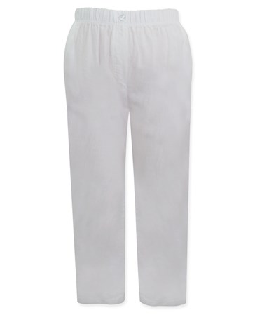 FINAL SALE - shell button linen pant by Banana Blue