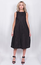 Megan Salmon - cotton wire Monday dress