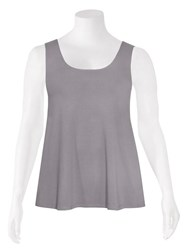 FINAL SALE - Weyre - dove relaxed tank