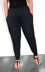 Weyre - charcoal frankie pant