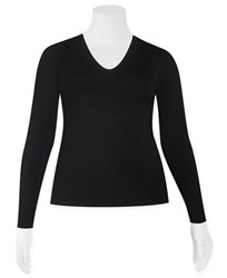 FINAL SALE - Weyre - scvee long sleeve top
