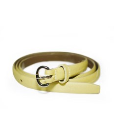 SALE - Olsen  -  limoncello belt - final clearance
