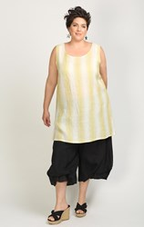 FINAL SALE - Chalet - stripe janey tunic