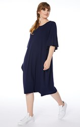 FINAL SALE - Code - navigate comfort zone dress