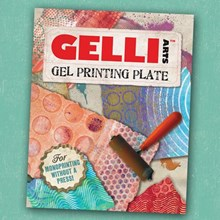 Gelli Plate - 8 by 10 inches - medium