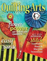 Quilting Arts Magazine Subscription