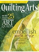 Quilting Arts Magazine Issue 69 June/July 2014
