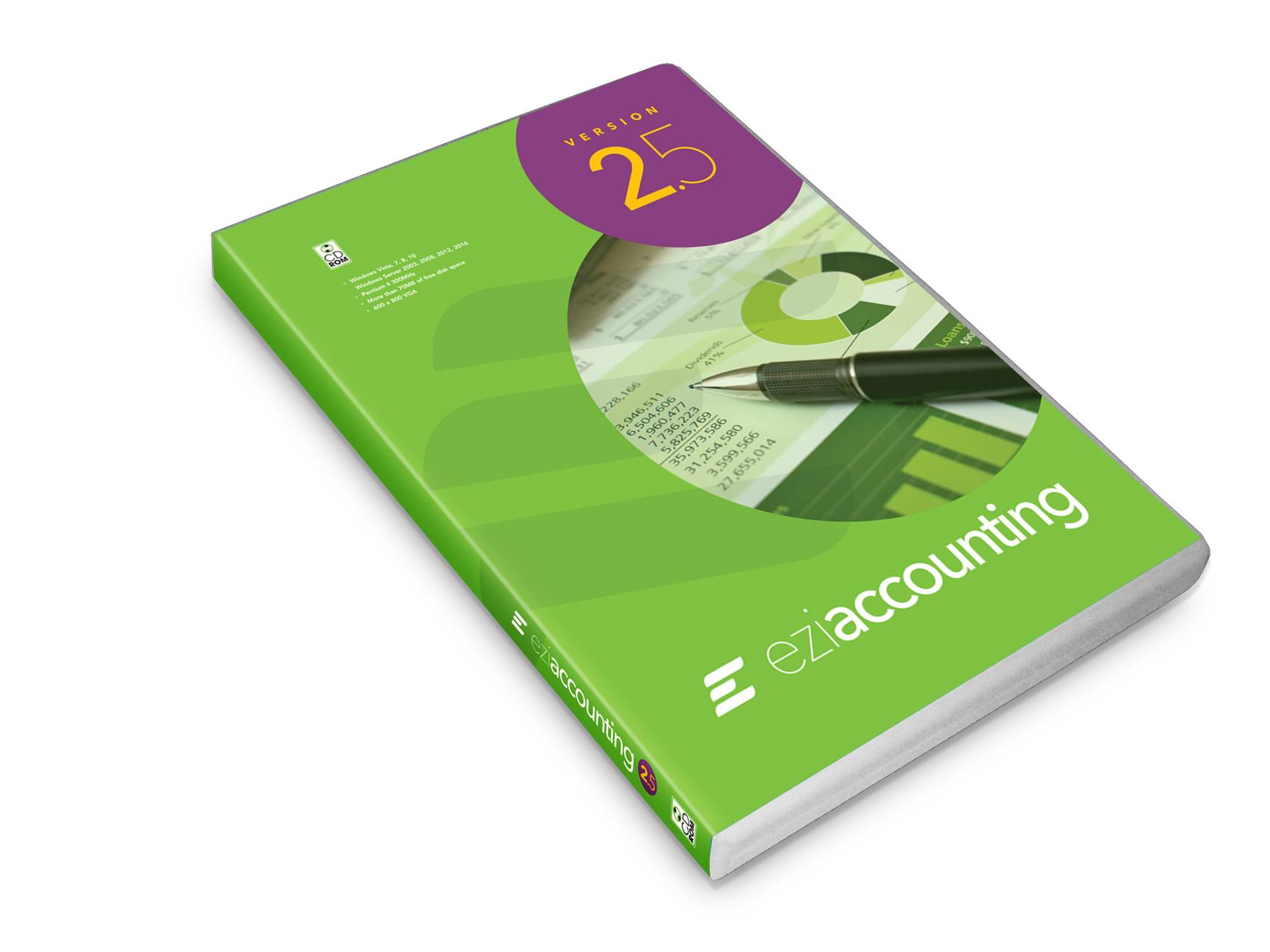 Ezi Accounting 2 user (Download)