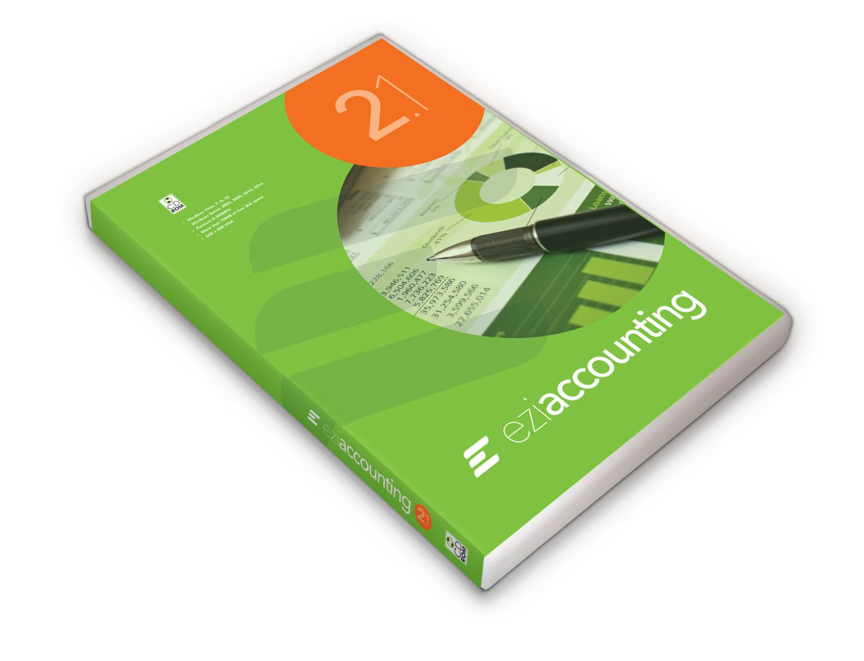 Ezi Accounting to Retail Man - 2-user System
