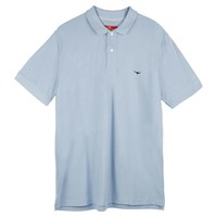 R M Williams Hervey Bay Polo - Pale Blue