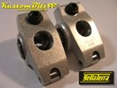 Yella Terra Ford 5.0, 5.8 Litre 289, 302, 351 Windsor Roller Rockers with Ford Motorsport N351 iron heads - Platinum Race series 1.6:1, Twin Shaft Type, 5/16 Bolt on Adjustable YT6606