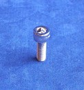 Kustom Bitz - Hex Socket Cap Screw Metric M6 x 20mm Polished Stainless Steel