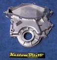 Holden V8 253 308 Alloy Timing Cover, direct engine replacement part - raw finish