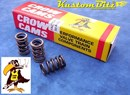 Ford 289 302 351 Windsor V8 Valve Springs - Crow Cams Performance Spring with inner Damper 115lbs [CC-7738]
