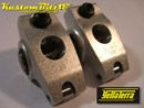 Yella Terra Ford 5.0, 5.8 Litre EFI Windsor Roller Rockers - Platinum Race series 1.65:1, Shaft Type, 5/16 Bolt on Adjustable YT6314