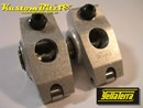 Yella Terra Ford 5.0, 5.8 Litre 289, 302, 351 Windsor Roller Rockers with Dart, Rousch or Ford Motorsport heads - Platinum Race series 1.6:1, Twin Shaft Type, 5/16 Bolt on Adjustable YT6323