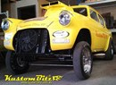 Gasser Axle - Drag Car axles - custom length Gasser axles - gasser straight axle kit