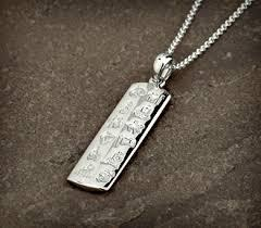 NEW History Of Ireland Sterling Silver Pendant S4661,the pendant also comes with a little guide explaining  the events.