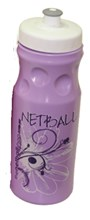 Lilac drink bottle
