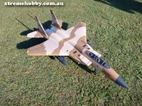 "Freewing F-15 ""Eagle"" 64mm RC EDF Jet (PNP) - Desert Scheme"