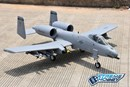 Freewing A-10 Thunderbolt II Super Scale Twin 80mm EDF Jet - PNP