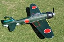 FMS ZERO A6M MITSUBISHI FIGHTER - 1400mm WARBIRD SERIES