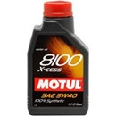 Motul 8100 X-cess 5W-40 Synthetic Oil (1L)
