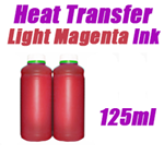 Magenta Light Heat Transfer Ink 125ml
