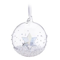Swarovski Christmas Annual Ball Ornament 2014