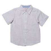 Fox & Finch - TOMAS GRID SHIRT