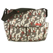 Skip Hop - DASH DIAPER BAG - Cherry Bloom