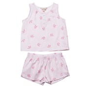 Fox & Finch - BIRDS 2 PC PJ SET