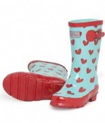 Hatley - SPLASH BOOTS [HEARTS]