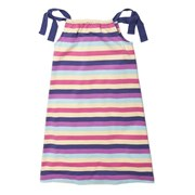 Fox & Finch - KACEY TIE UP STRIPE DRESS