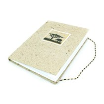 Large Elephant Dung Notebook
