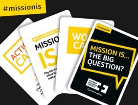 Mission Is Card Game