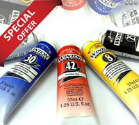 STORE SPECIAL !! 10 x Winsor & Newton Winton Oil Colour 37ml Now Only  $6.95 each