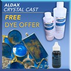 Aldax Crystal Cast Clear 1.5kg - SPECIAL
