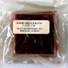 RED Candle Dye Block 2.5oz