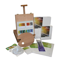 Acrylic Painting Kit - Complete Starter Set