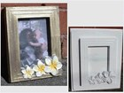 Mould 3301 - Frangipani Picture frame