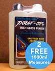 Envirotex Lite - SPECIAL - Pour On - High Gloss Finish 3.78L Kit