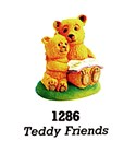 Teddy Friends 1286
