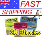 Sculpey Premo Polymer Clay - 57g Block - Choose 20 colours