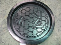 Busy Bee Round Mould 400x400x35mm CM 6066