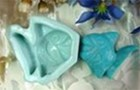 R0086 Soap Silicone Mould - Fish